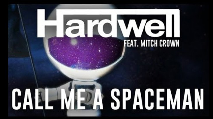 Photo of #TBT | Hardwell ft. Mitch Crown – Call Me A Spaceman