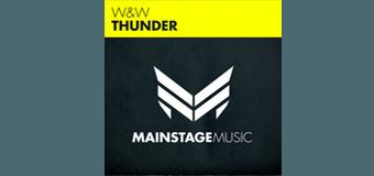 Photo of #TBT | W&W – Thunder