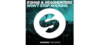 Photo of #DailyDose | R3hab & Headhunterz – Won't Stop Rocking
