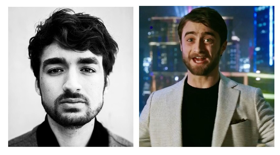 Photo of Harry Potter & Oliver Heldens che somiglianza