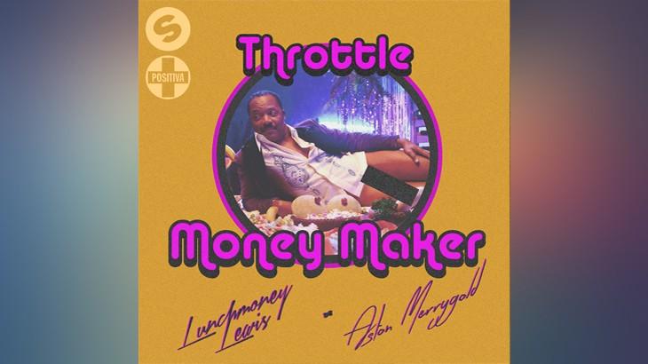 Photo of #Release | Throttle ft LunchMoney Lewis & Aston Merrygold – Money Maker