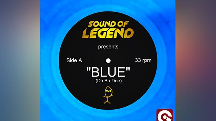 Photo of #Release   Sound Of Legend – Blue (Da Ba Dee)