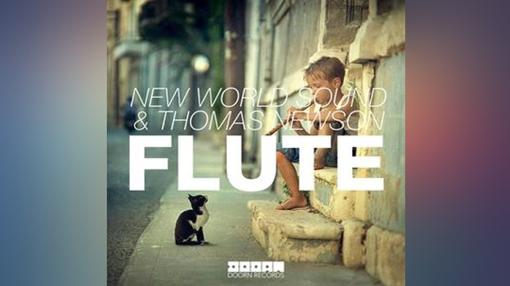 Photo of #TBT | ​New world sound & Thomas Newson – Flute