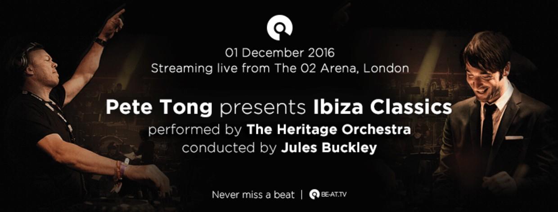 Photo of Pete Tong's Ibiza Classics Live Streaming [O2 Arena, Londra]