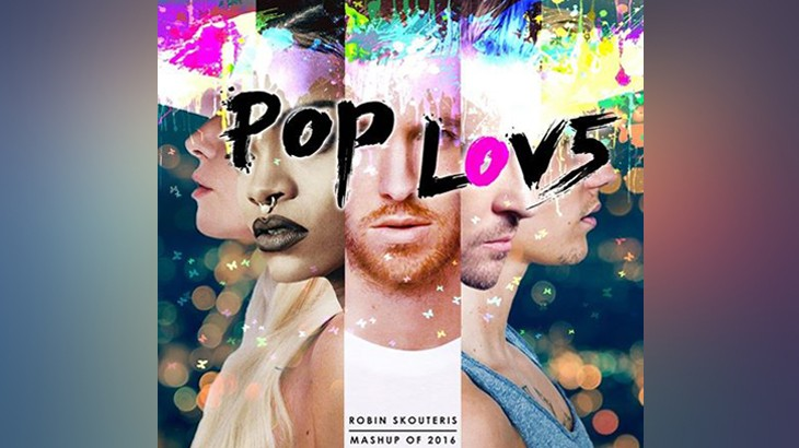 Photo of #Megamix | Robin Skouteris – PopLove5 (50 Songs)