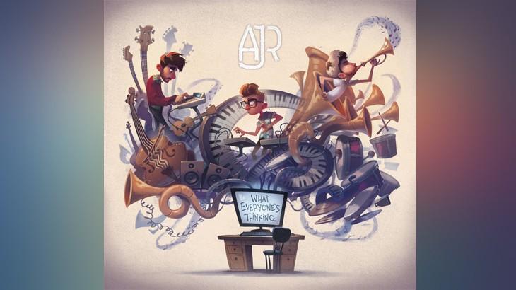 Photo of #Release | AJR – Weak