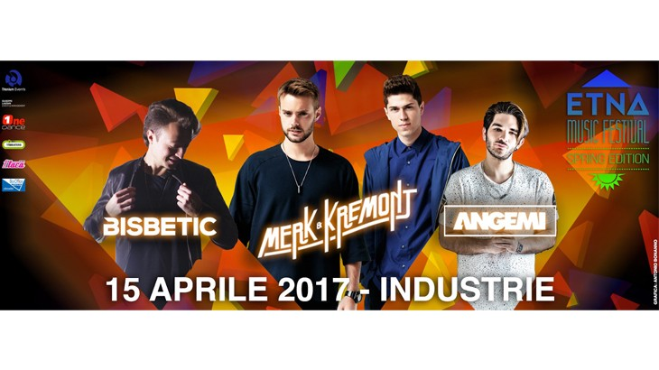 Photo of Etna Music Festival Spring Edition @ INDUSTRIE [Catania]