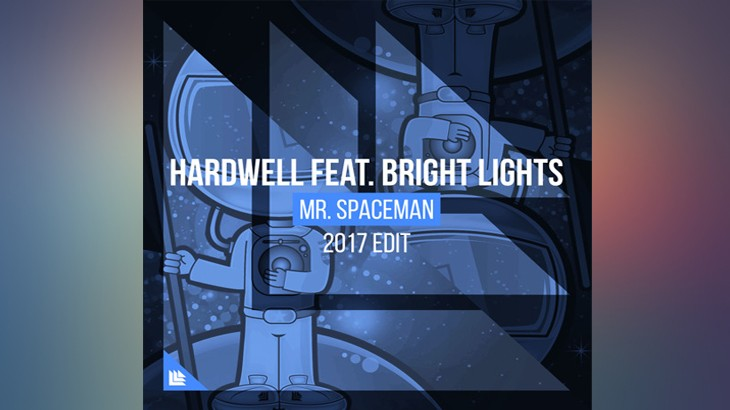 Photo of #FreeDownload | Hardwell ft. Bright Lights – Mr. Spaceman (2017 Edit)