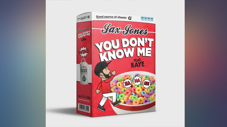 Photo of #Release | Jax Jones ft Raye – You Don't Know Me