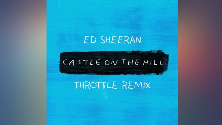 Photo of #FreeDownload | Ed Sheeran – Castle On The Hill (Throttle Remix)