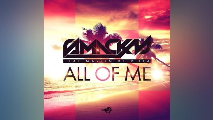 Photo of #Release | SmackM ft Martin De Villa – All Of Me