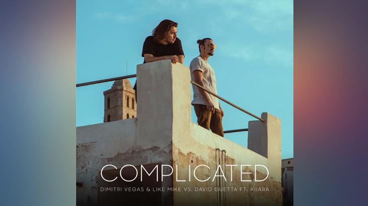 Photo of #Release | Dimitri Vegas & Like Mike X David Guetta & Kiiara – Complicated