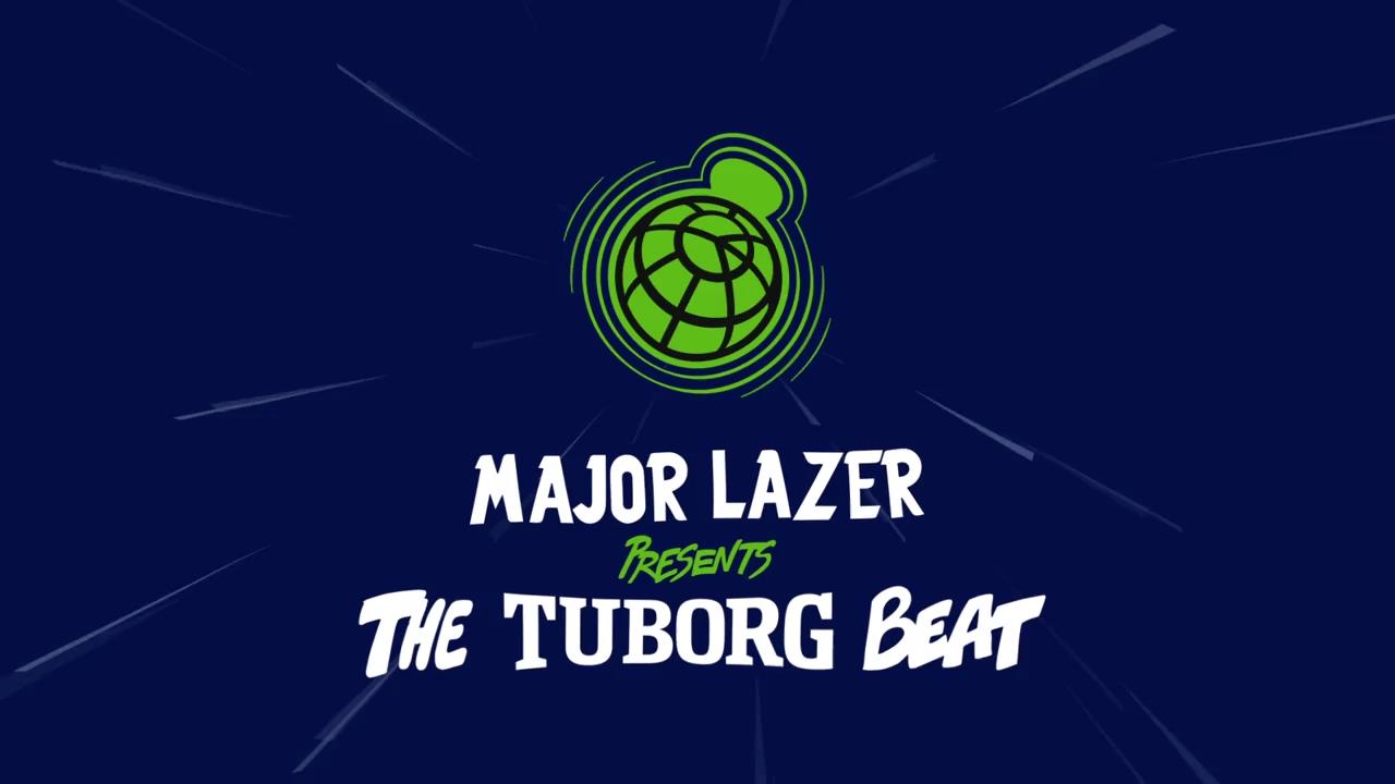 Photo of Major Lazer presents The Tuborg Beat [Audio Exclusive]