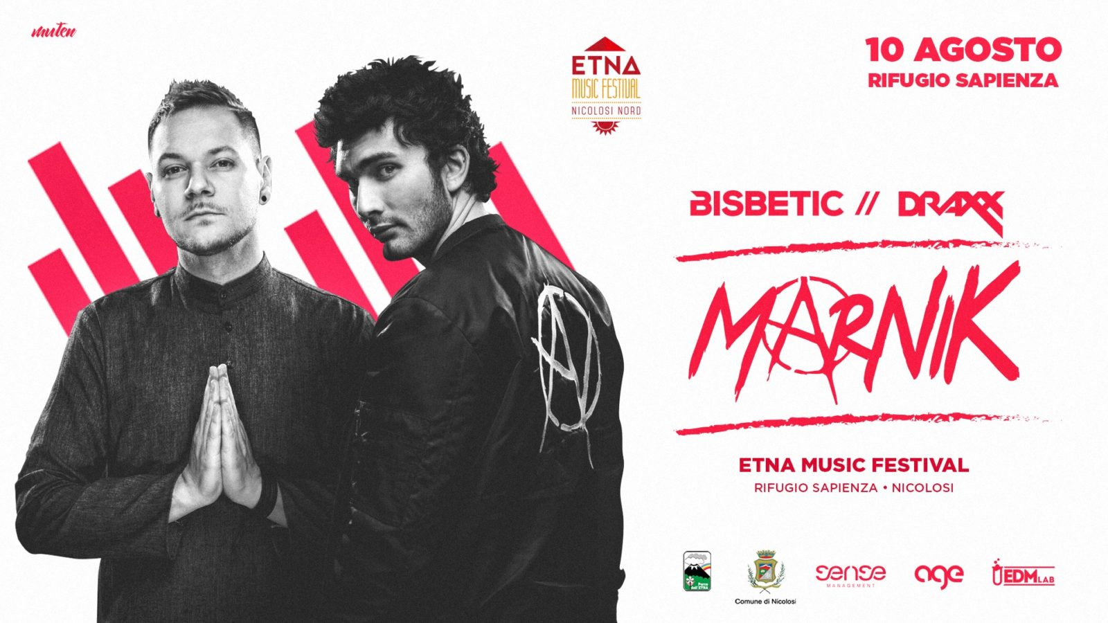 Photo of Etna Music Festival 2017 5a Edizione – Catania 10/08/2017