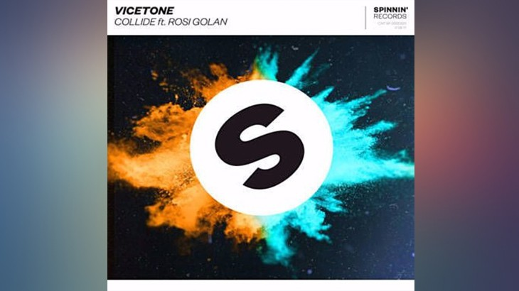 Photo of #Release | Vicetone – Collide (feat. Rosi Golan)