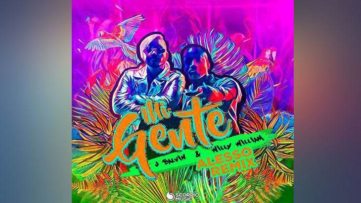 Photo of #Premiere | J. Balvin, Willy William – Mi Gente (Alesso Remix)