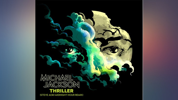 Photo of #Release | Michael Jackson – Thriller (Steve Aoki Midnight Hour Remix)