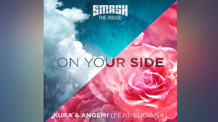 Photo of #Release | Kura & ANGEMI ft Luciana – On Your Side