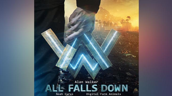 Photo of #Release | Alan Walker feat. Noah Cyrus with Digital Farm Animals – All Falls Down