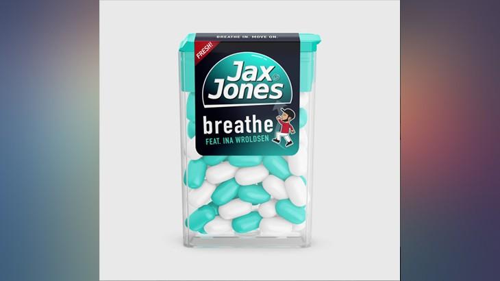 Photo of #Release   Jax Jones ft Ina Wroldsen – Breathe
