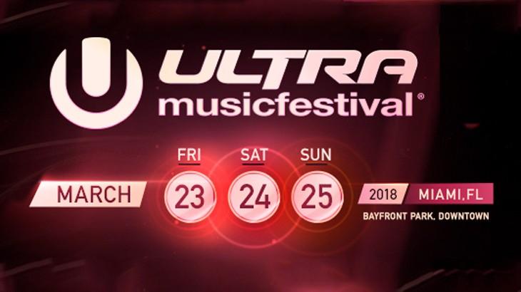 Photo of Ultra Music Festival 2018 – Noi ci saremo [LineUp Completa]