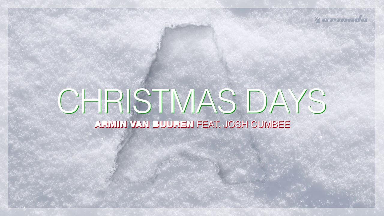 Photo of Sunny Days di Armin Van Buuren diventa Christmas Days