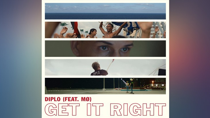 Photo of Diplo Ballerino nel nuovo singolo 'Get it Right'