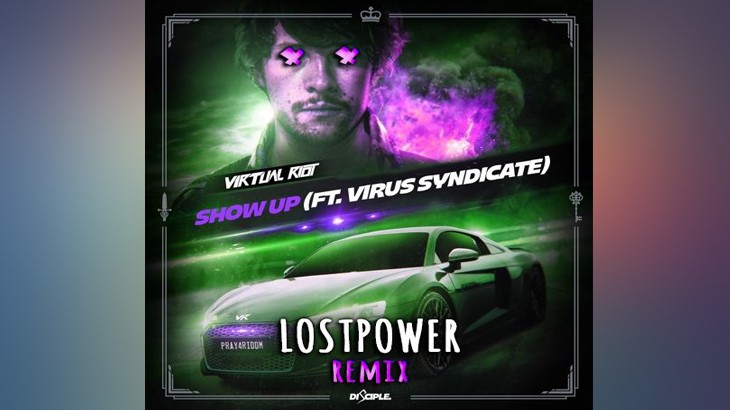 Photo of #FreeDownload | Virtual Riot ft. Virus Syndicate – Show Up (Lostpower Remix)