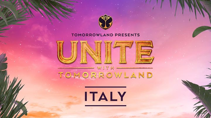 Photo of UNITE With Tomorrowland   Italy
