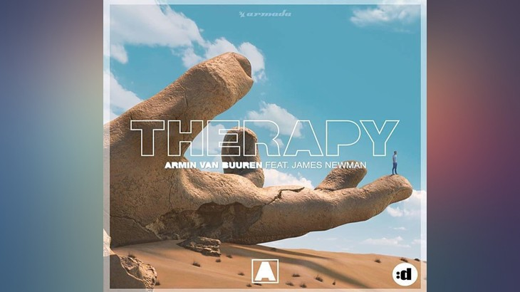 Photo of #Release | Armin Van Buuren ft James Newman – Therapy
