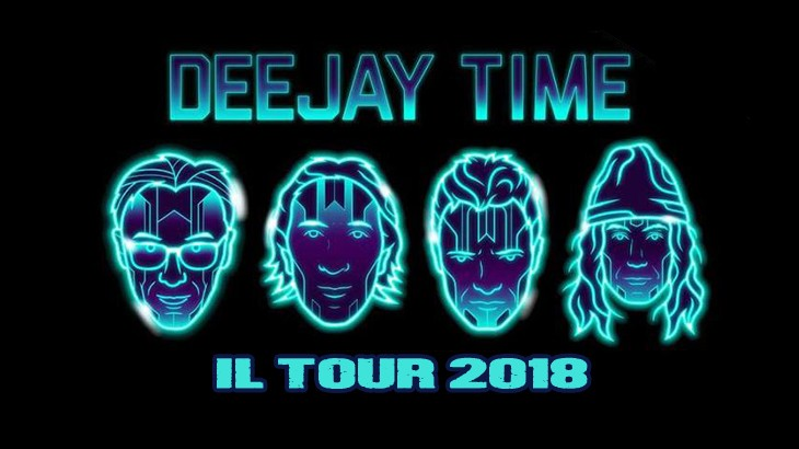 Photo of DeeJay Time il Tour 2018 con tutte le date