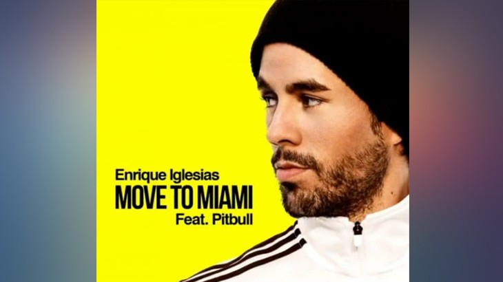 Photo of #Release | Enrique Iglesias, Pitbull – Move To Miami