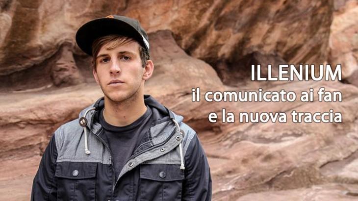 Photo of Il pensiero di Illenium prima della nuova #Release – da brividi