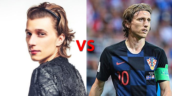 Photo of Shapov e Modric – Insanely similiarity