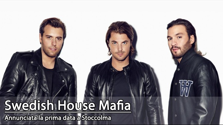Photo of Swedish House Mafia – annunciata la prima data a Stoccolma nel 2019