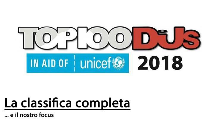 Photo of Top100 DJ Mag 2018 – Cambia poco, il nostro Focus