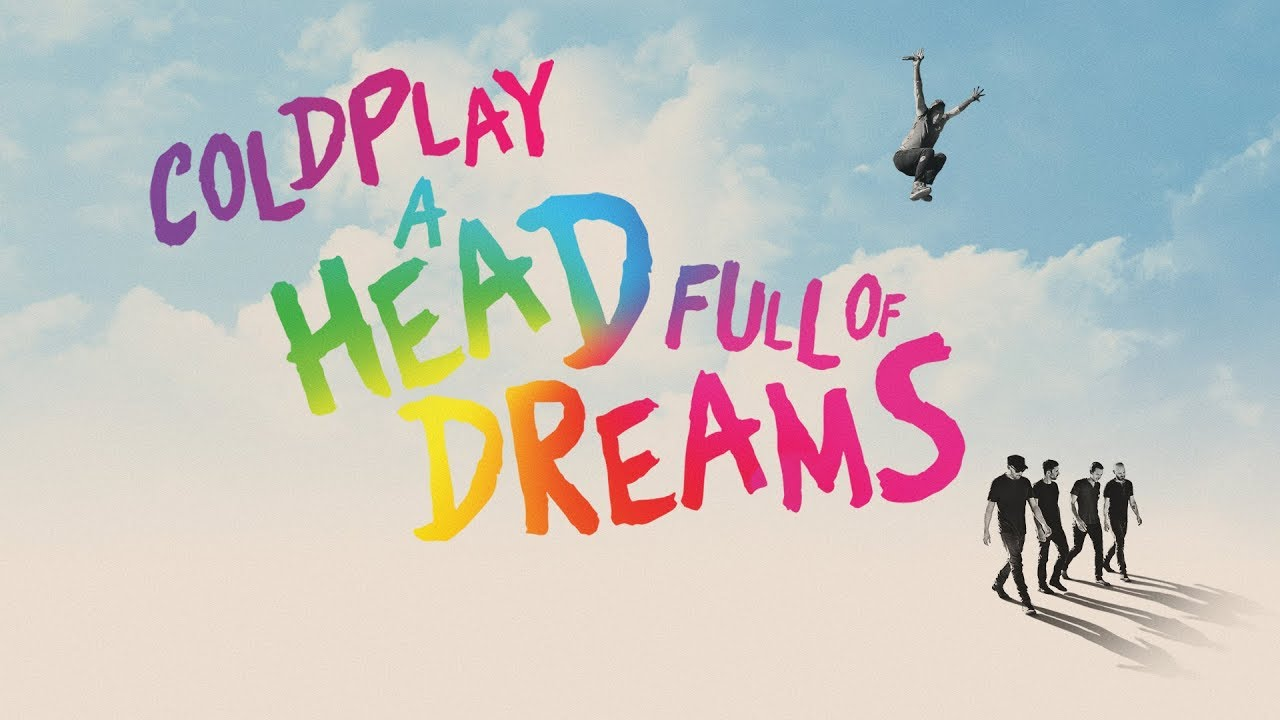 Photo of Coldplay – A Head Full Of Dreams il film