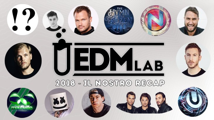 Photo of L'EDM 2018 in un ReCap mese per mese