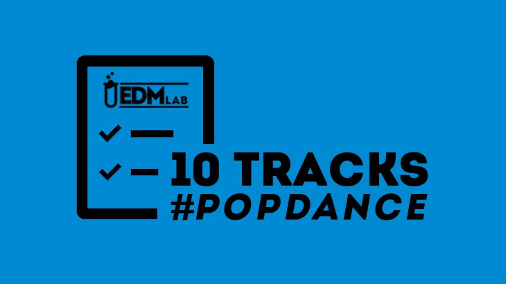 Photo of #10TRACKS | Pop/Dance – 15 October 2019