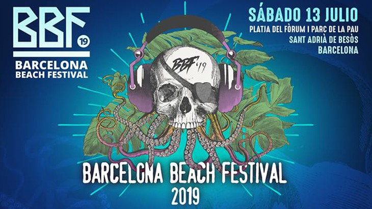 Photo of Barcelona Beach Festival 2019 – LineUp & Info