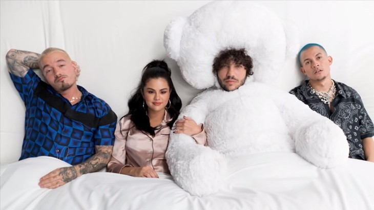 Photo of #Release | Benny Blanco, Tainy, Selena Gomez, J Balvin – I Can't Get Enough