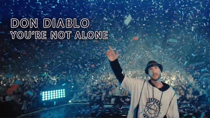 Photo of #Release | Don Diablo feat. Kiiara – You're Not Alone