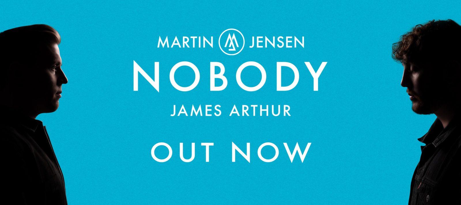 Photo of #Release | Martin Jensen, James Arthur – Nobody