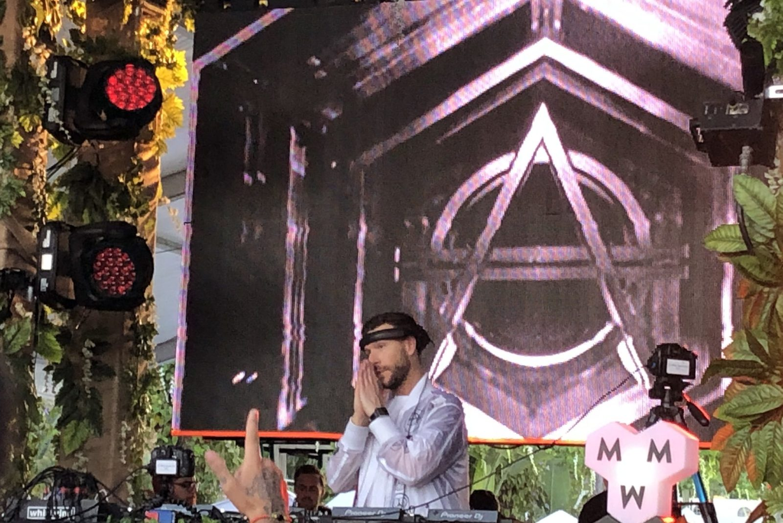 Photo of La #Premiere di Fever by Don Diablo al Dj Mag Pool Party di Miami