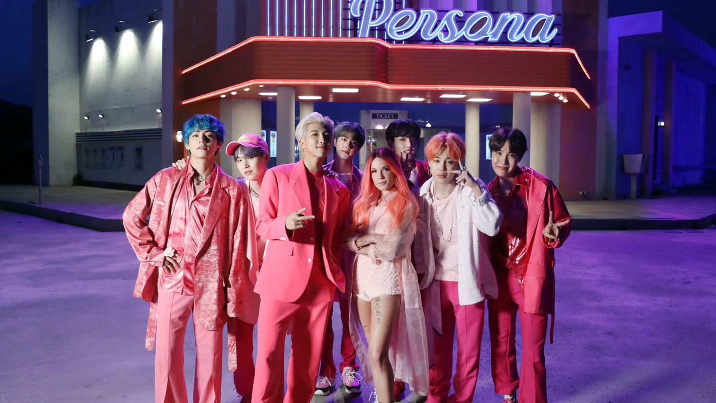 Photo of #Release | BTS feat. Halsey – Boy With Luv