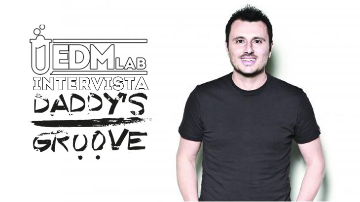 Photo of EDM Lab Intervista Daddy's Groove