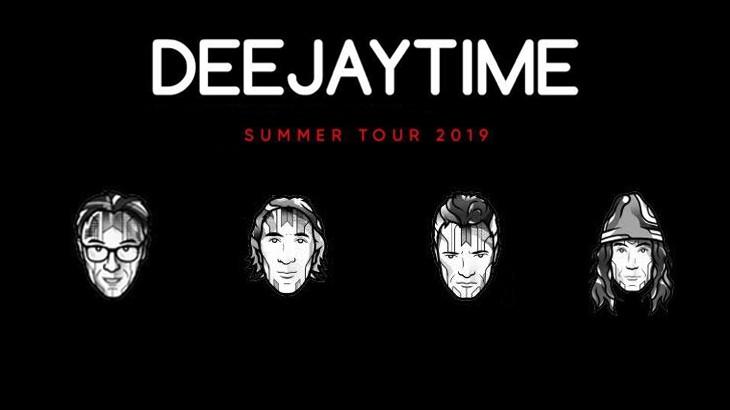 Photo of DeejayTime in Tour – Tutte le date Italiane per il 2019