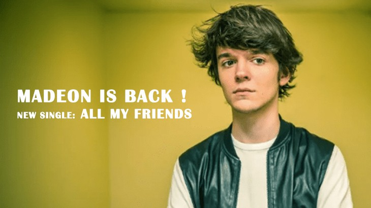 Photo of #Release | Madeon – All my Friends