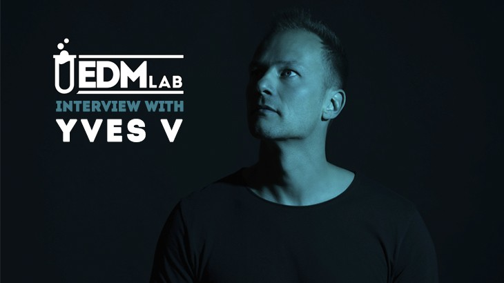 Photo of EDM Lab Interview with Yves V