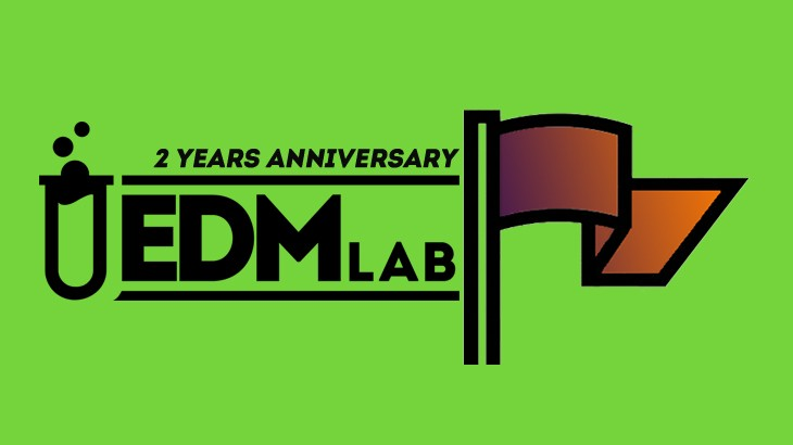 Photo of EDM Lab compie 2 anni